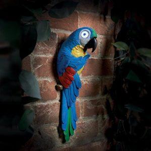 papegaai lamp